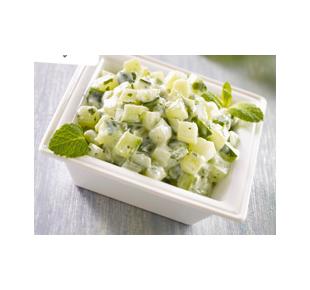 Salade tzatziki